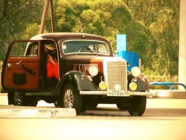 Mercedes-Benz S-Class, 1940 год, 5 500 000 руб.