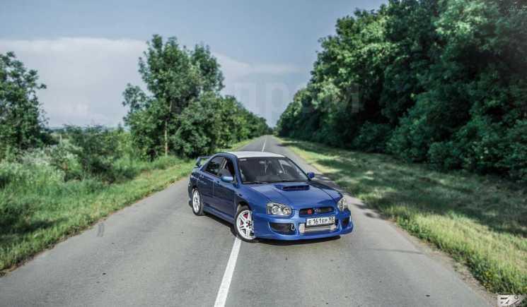 Subaru Impreza WRX STI, 2003 год, 599 999 руб.
