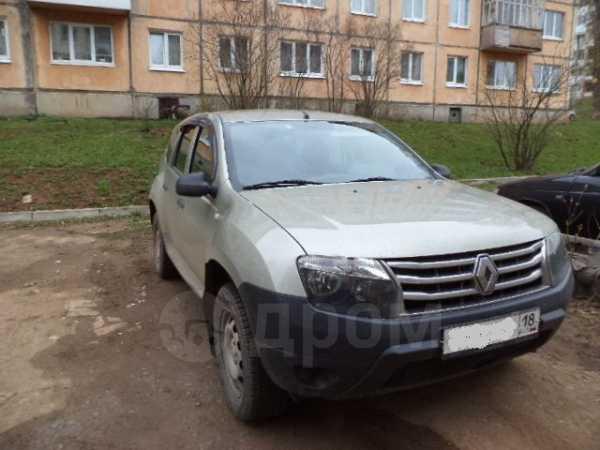 Renault Duster, 2014 год, 585 000 руб.