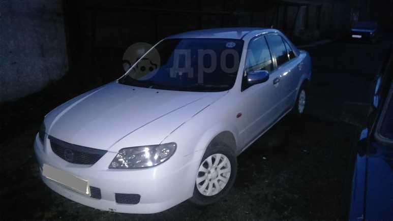 Mazda Familia, 2001 год, 135 000 руб.