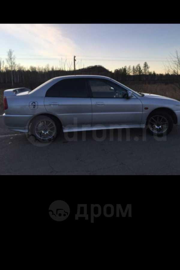 Mitsubishi Lancer, 1995 год, 165 000 руб.
