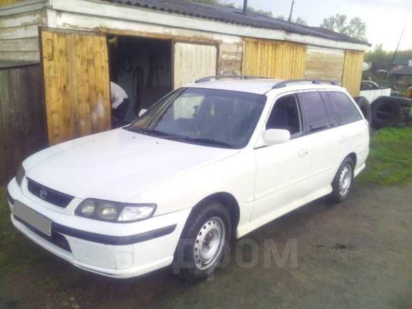 Mazda Capella, 1998 год, 185 000 руб.