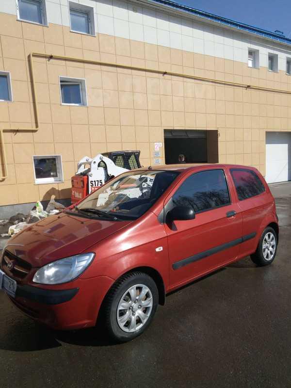 Hyundai Getz, 2008 год, 220 000 руб.