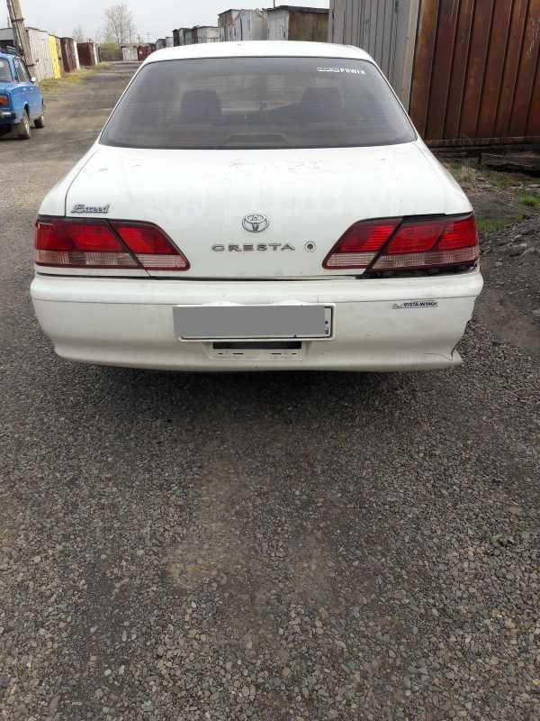 Toyota Cresta, 1999 год, 130 000 руб.