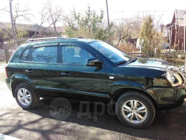 Hyundai Tucson, 2008 год, 609 000 руб.