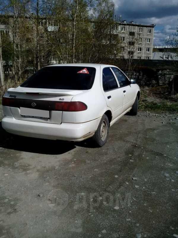 Nissan Sunny, 1995 год, 130 000 руб.