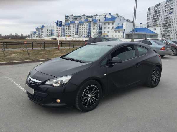 Opel Astra GTC, 2012 год, 500 000 руб.