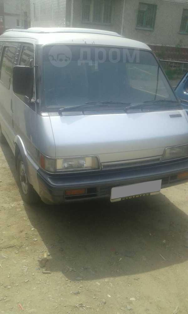Mazda Bongo, 1991 год, 120 000 руб.