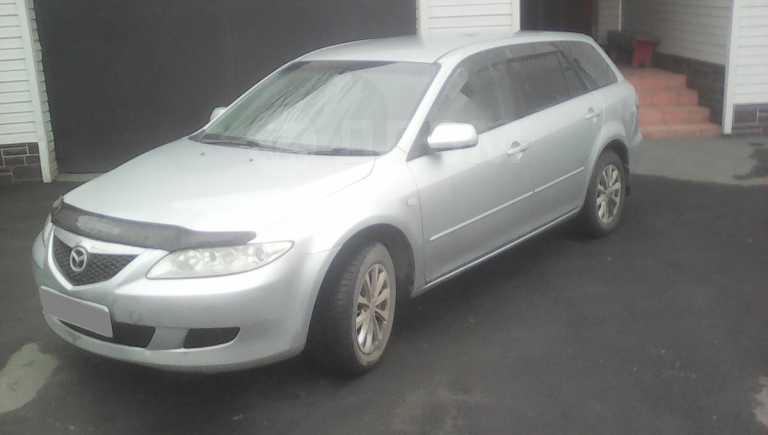 Mazda Atenza, 2004 год, 295 000 руб.