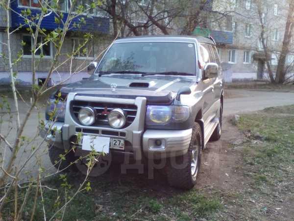 Mitsubishi Pajero, 1997 год, 520 000 руб.