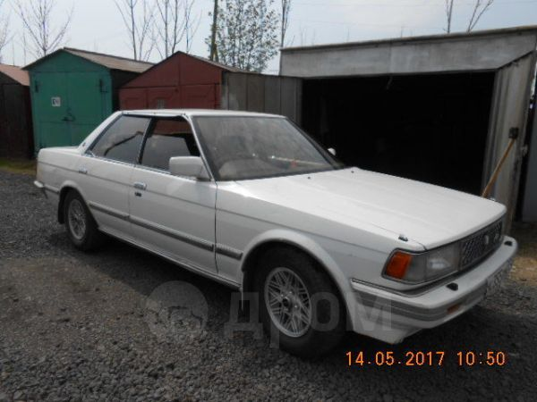 Toyota Chaser, 1987 год, 90 000 руб.