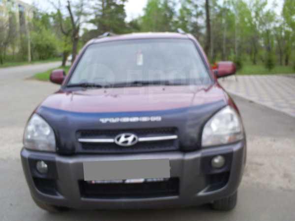 Hyundai Tucson, 2007 год, 570 000 руб.