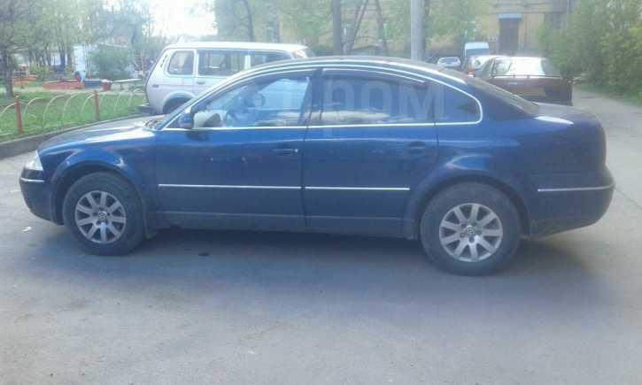Volkswagen Passat, 2004 год, 345 000 руб.