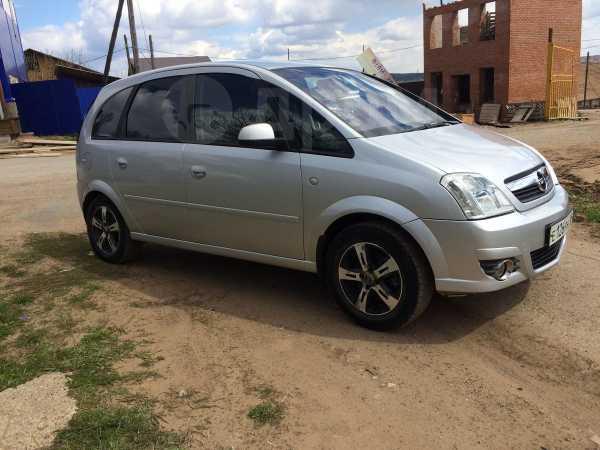 Opel Meriva, 2008 год, 310 000 руб.