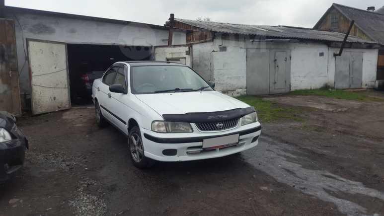 Nissan Sunny, 2000 год, 105 000 руб.