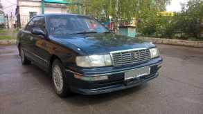 Новосибирск Тойота Краун 1994