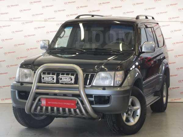 Toyota Land Cruiser Prado, 2001 год, 570 000 руб.