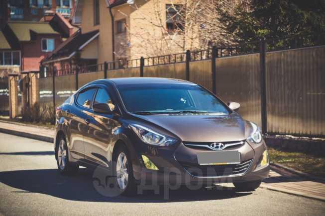 Hyundai Elantra, 2014 год, 605 000 руб.