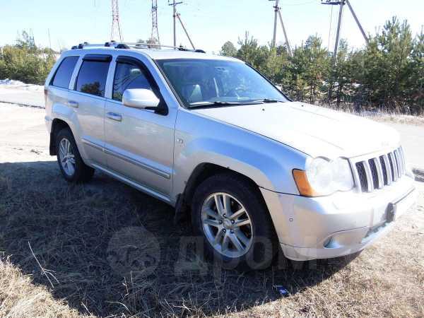 Jeep Grand Cherokee, 2008 год, 830 000 руб.