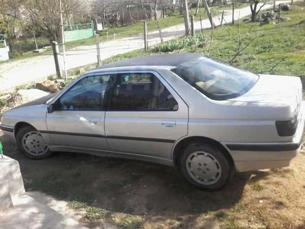 Peugeot 605, 1992 год, 160 000 руб.