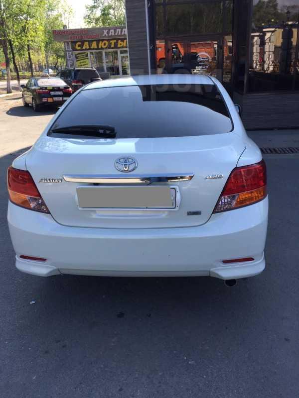 Toyota Allion, 2008 год, 700 000 руб.