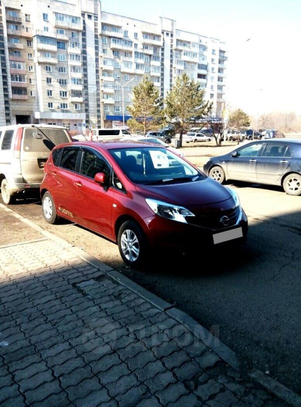 Nissan Note, 2012 год, 520 000 руб.