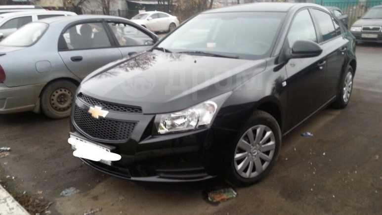 Chevrolet Cruze, 2012 год, 570 000 руб.
