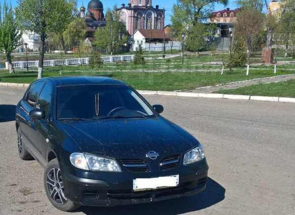 Nissan Almera, 2000 год, 139 000 руб.