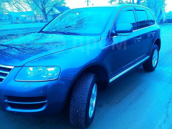 Volkswagen Touareg, 2005 год, 620 000 руб.