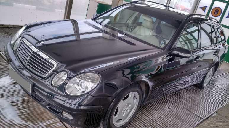 Mercedes-Benz E-Class, 2004 год, 590 000 руб.