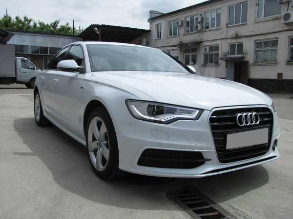 Audi A6, 2014 год, 1 280 000 руб.