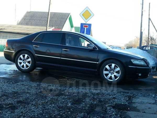 Volkswagen Phaeton, 2002 год, 350 000 руб.