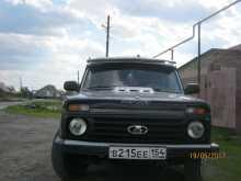 Новосибирск 4x4 2131 Нива 2001