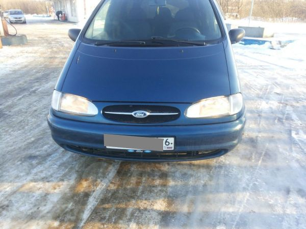 Ford Galaxy, 1998 год, 90 000 руб.