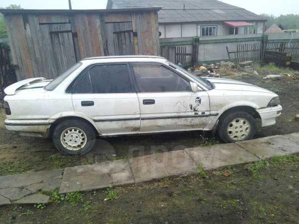 Toyota Corolla, 1989 год, 20 000 руб.