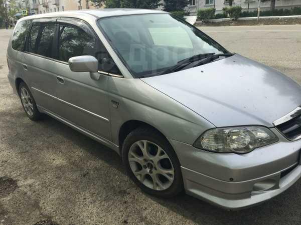 Honda Odyssey, 2003 год, 300 000 руб.