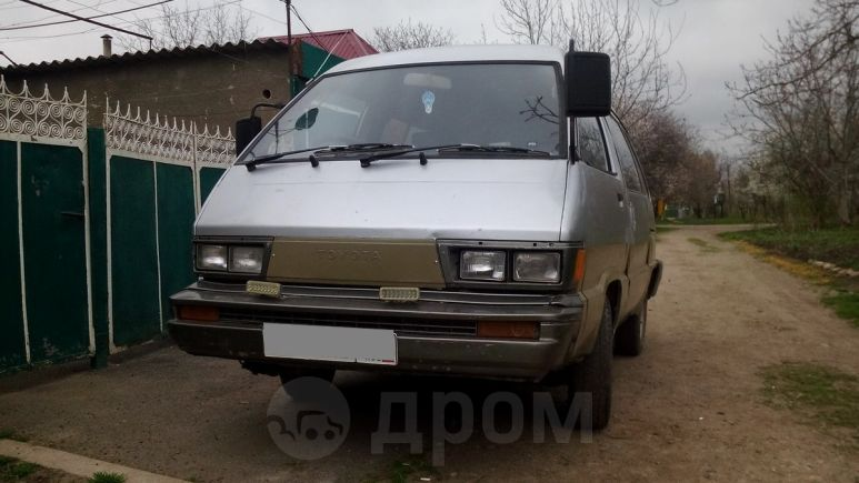 Toyota Master Ace Surf, 1984 год, 48 000 руб.