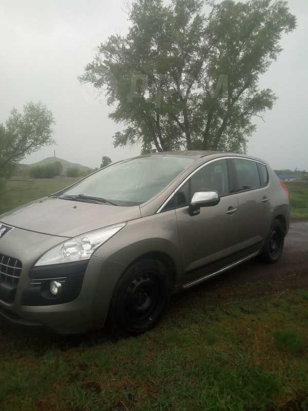 Peugeot 3008, 2011 год, 530 000 руб.