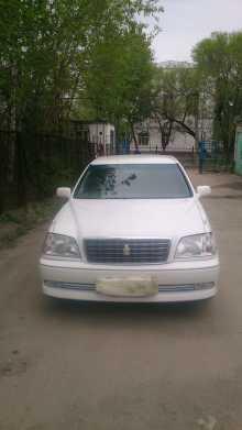 Хабаровск Тойота Краун 2001