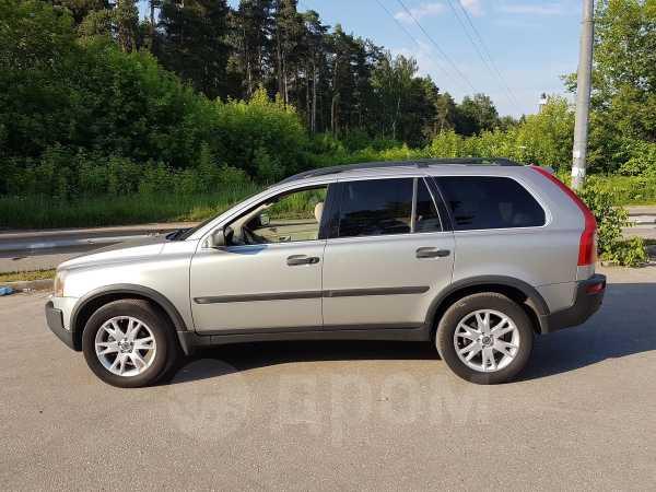 Volvo XC90, 2004 год, 585 000 руб.
