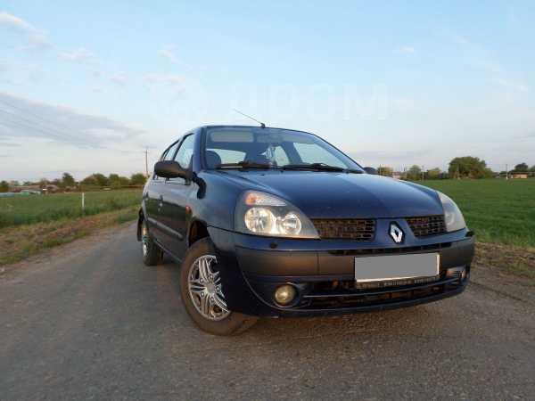Renault Symbol, 2003 год, 110 000 руб.