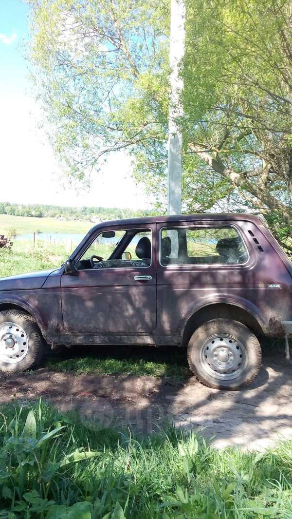 Лада 4x4 2121 Нива, 2007 год, 150 000 руб.