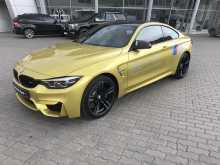 Красноярск BMW M4 2017