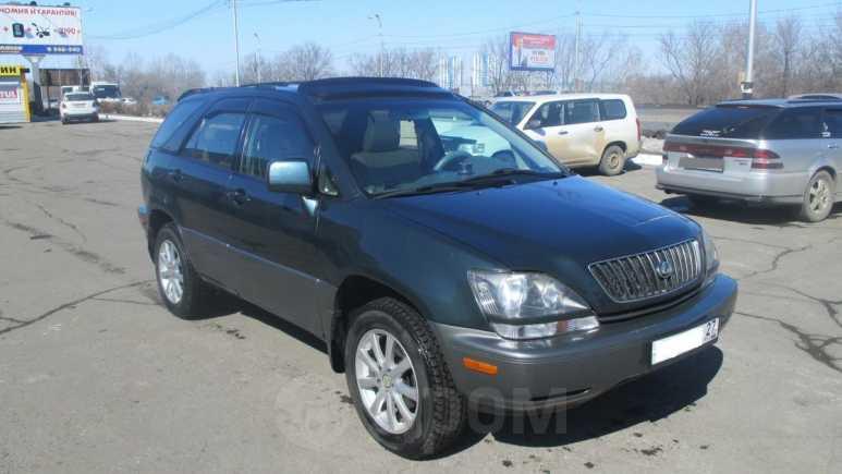 Lexus RX300, 1998 год, 520 000 руб.