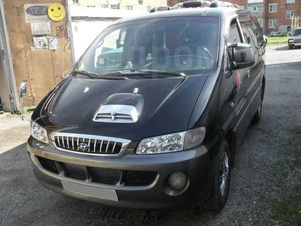 Hyundai Starex, 2002 год, 395 000 руб.