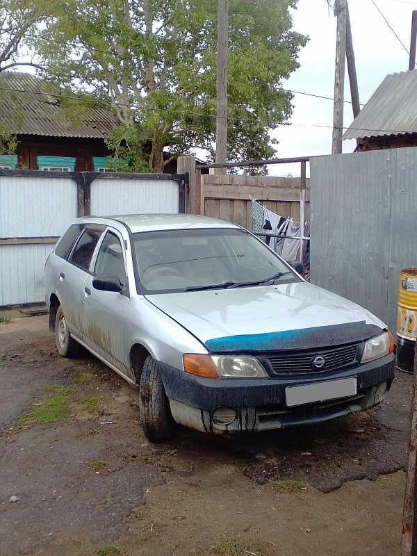 Nissan AD, 2000 год, 100 000 руб.