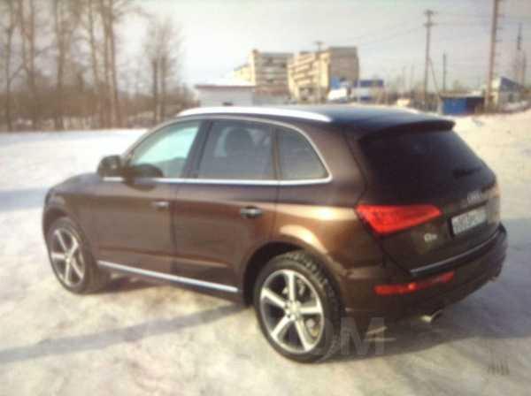 Audi Q5, 2015 год, 2 000 000 руб.