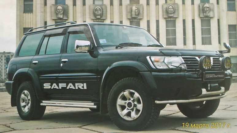 Nissan Safari, 1999 год, 1 000 000 руб.