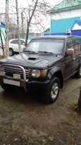 Mitsubishi Pajero, 1996 год, 335 000 руб.