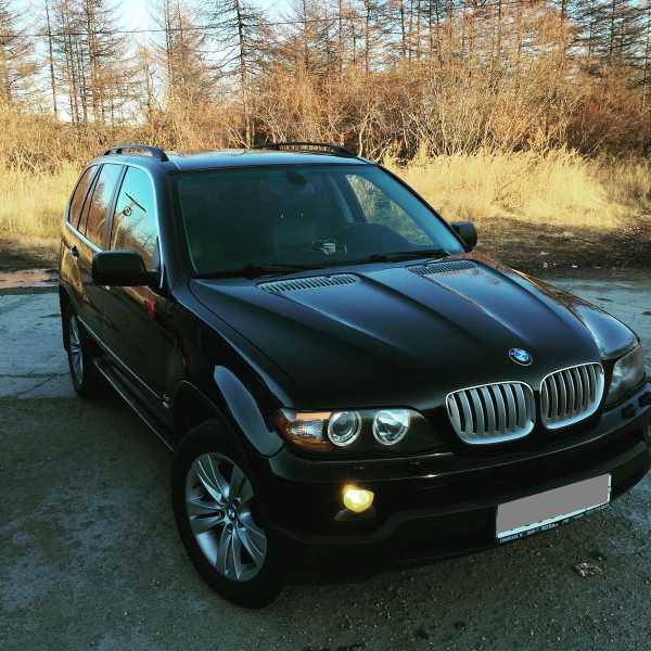 BMW X5, 2005 год, 999 999 руб.